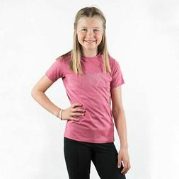 33418 abbie kids t shirt with crystal
