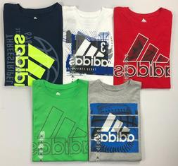 Boy's Youth adidas Cotton T-Shirt