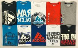 Boy's Youth Adidas The Go To Tee T-Shirt