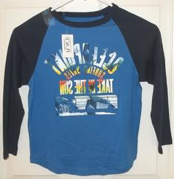 Boys CHILDRENS PLACE~BLUE SHIRT~size 5-6 SMALL~NWT~T-Shirt T