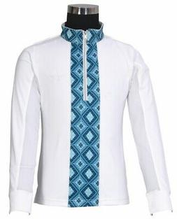 TuffRider Children's Artemis EquiCool Riding Sport Shirt