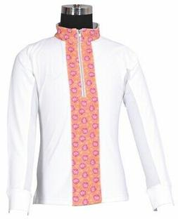 TuffRider Children's Athena EquiCool Riding Sport Shirt