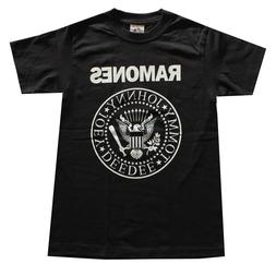children boy kids adults t shirt ramones