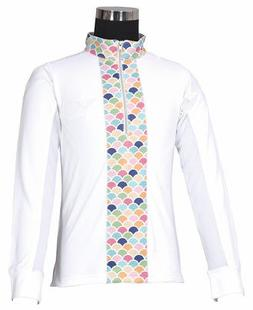 TuffRider Children's Iris EquiCool Riding Sport Shirt