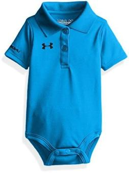 childrens apparel baby boys logo polo bodysuit