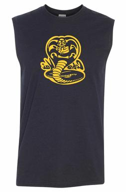 Cobra Kai SLEEVELESS t-shirt - 80's Karate Kid