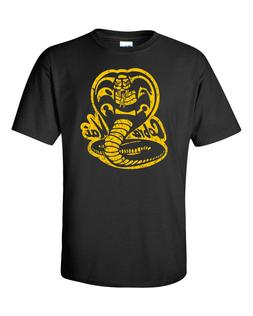 Cobra Kai T Shirt Karate Kid 80s Classic Movie VIntage No Me