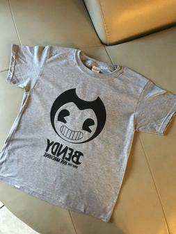 Customized youth Kids soft cotton Gildan gray t-shirt  desig
