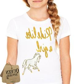 Horseback riding shirt- Queen Apparel USA- equestrian shirt-