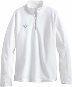 TuffRider Kid's Ventilated Technical Long Sleeve Sport Shirt