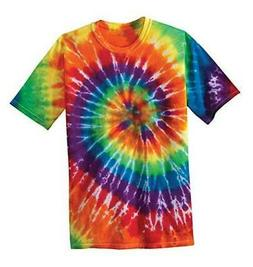 Koloa Surf Co. Youth Colorful Tie-Dye T-Shirt in Youth Sizes