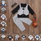 2017 infant baby boys kids clothes outfits