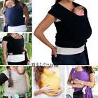 Adjustable Ergonomic Baby Sling Stretchy Wrap Carrier Breast