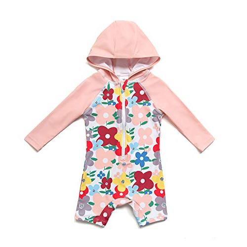 baby and toddler swimsuit girls one piece