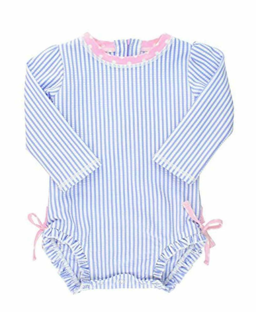 baby toddler girls long sleeve one piece
