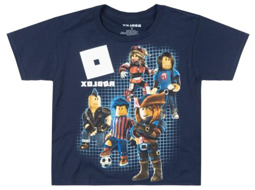 boys roblox characters t shirt glow in