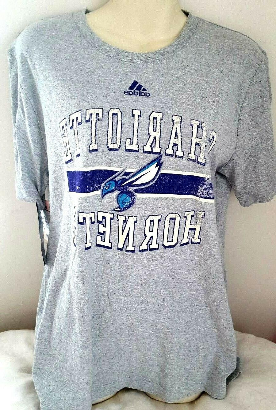 charlotte hornets youth t shirt size xl