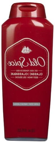 Old Spice Body Wash Classic Scent 18 oz.