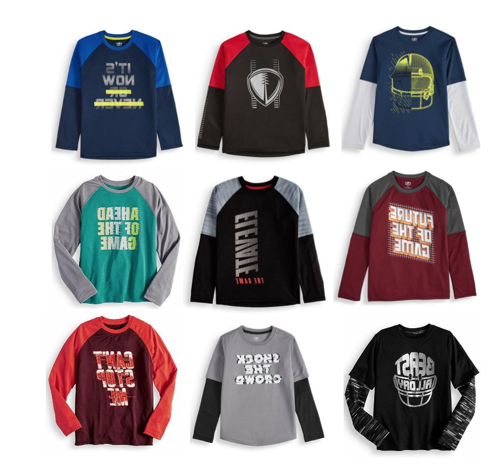 comfy casual sporty long sleeve graphic t