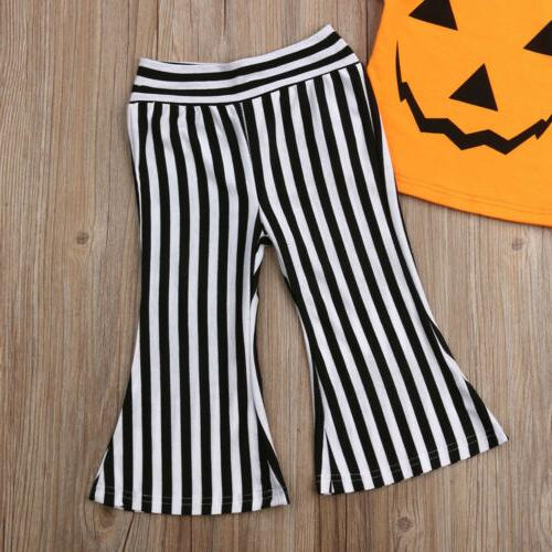 Halloween Outfits Clothes Tops +Long Pants