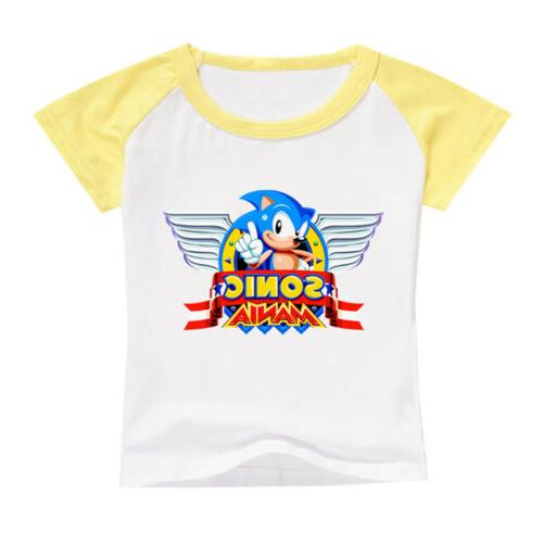 Kids for Boys Short Sleeve Clothes