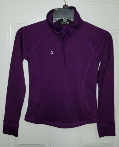 LONG SLEEVE TECHNICAL VIOLET, FREE SHIP!