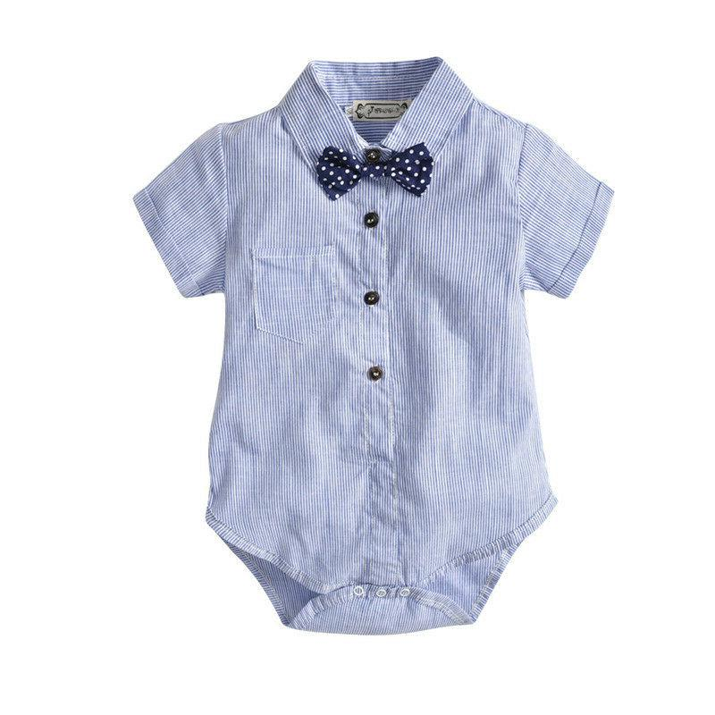 Boys Romper Pants Clothes Shirt