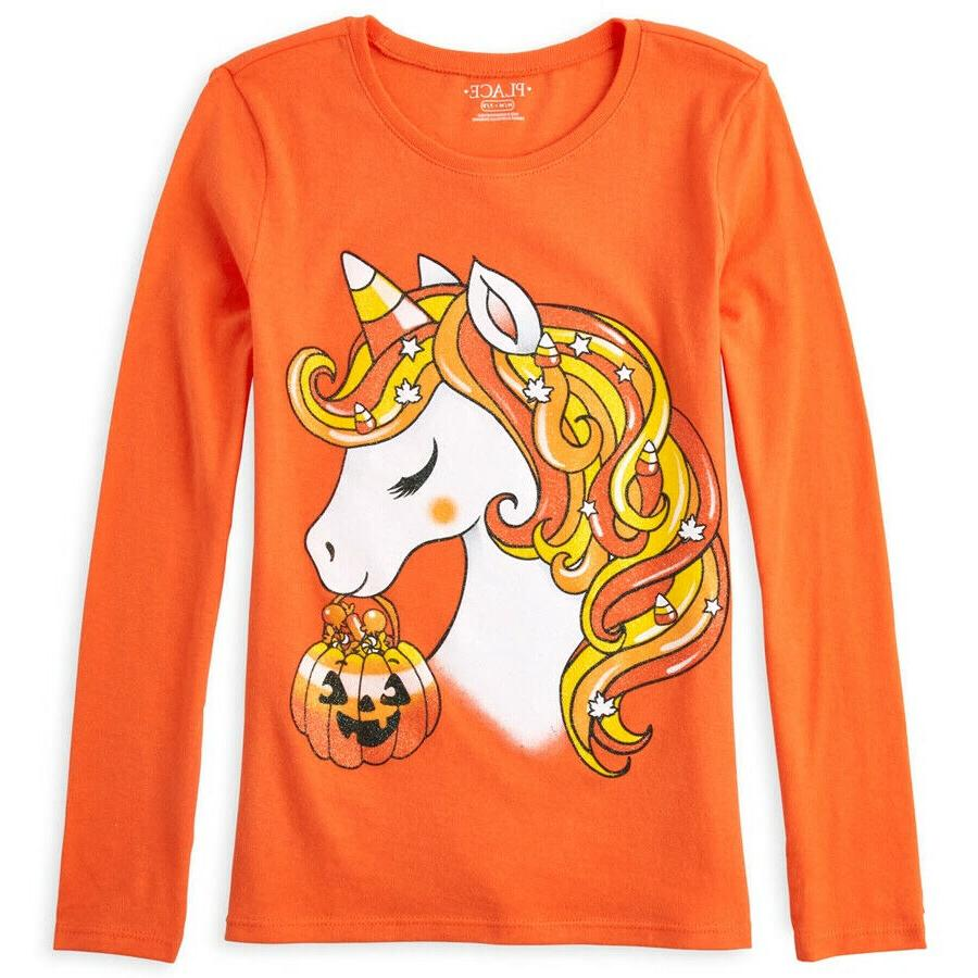 nwt the childrens place unicorn girls long