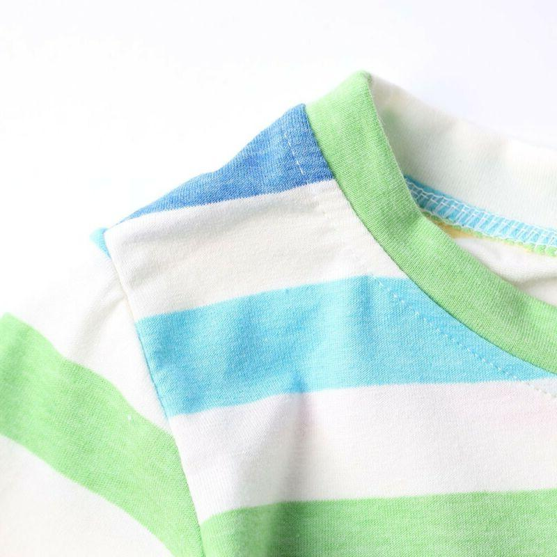 Rainbow Girl Boy Sleeve Shirt Blouse
