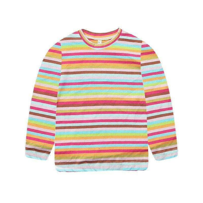 rainbow toddler kids baby girl boy casual