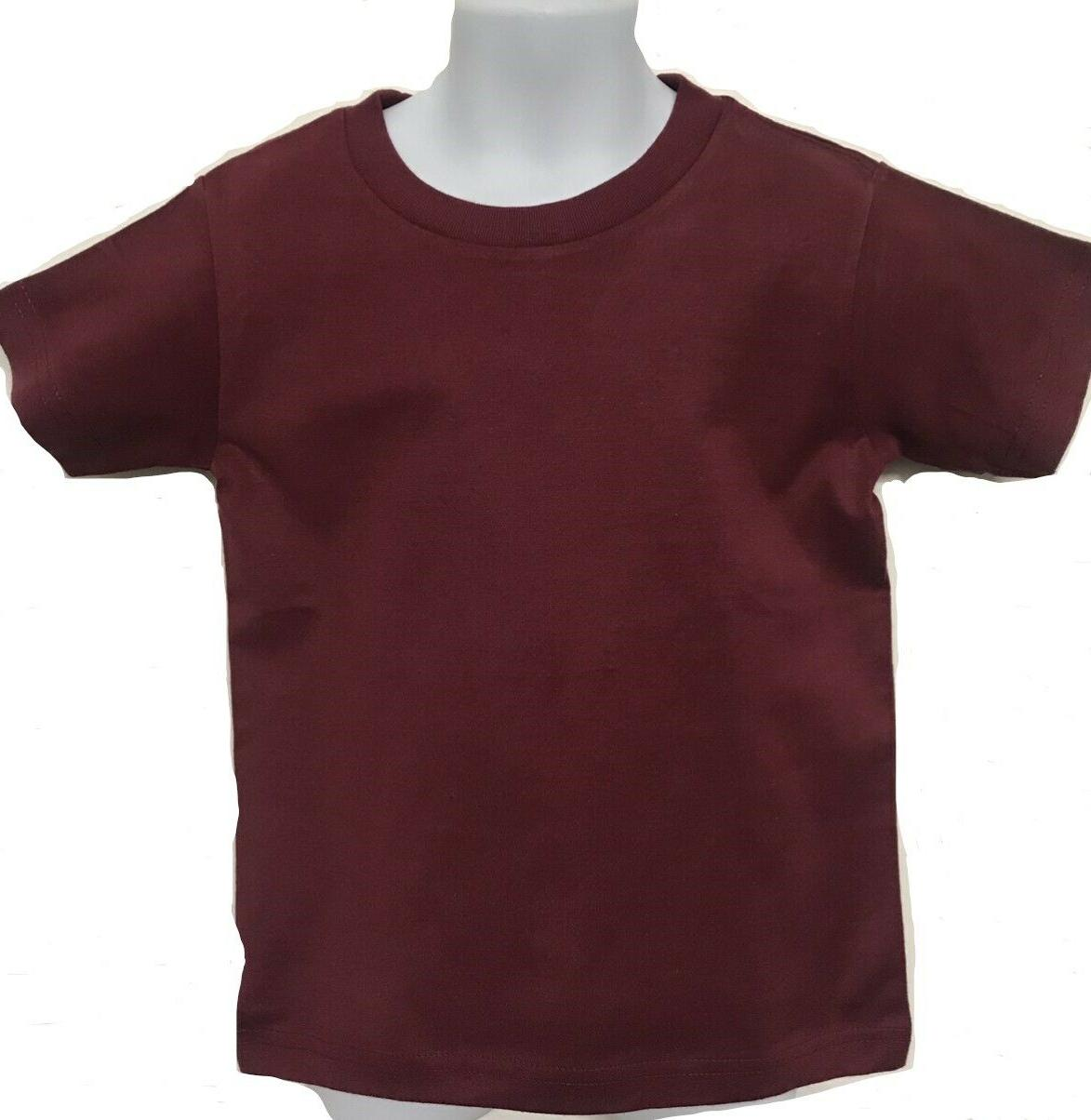T-SHIRT PACK BRAND LOT 13 COLOR KIDS TEE