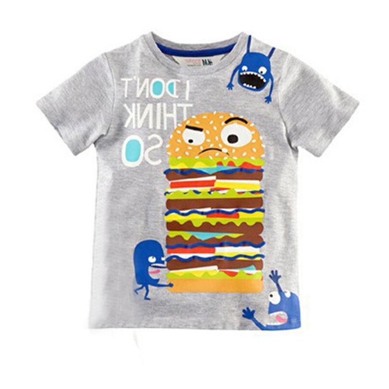 Toddler Baby Boys Kids Clothes + Shorts Sets