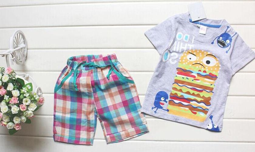 Toddler Clothes T-shirt Tee Tops + Outfits Sets 1-6T