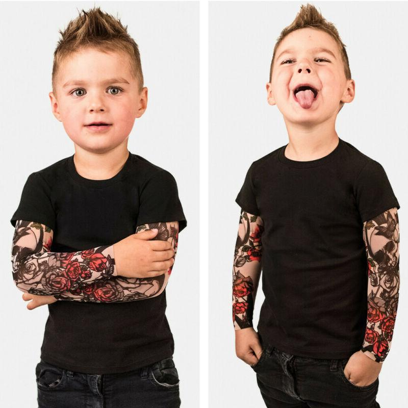 Toddler Boys Girls Print Long Sleeve T-shirt Clothes