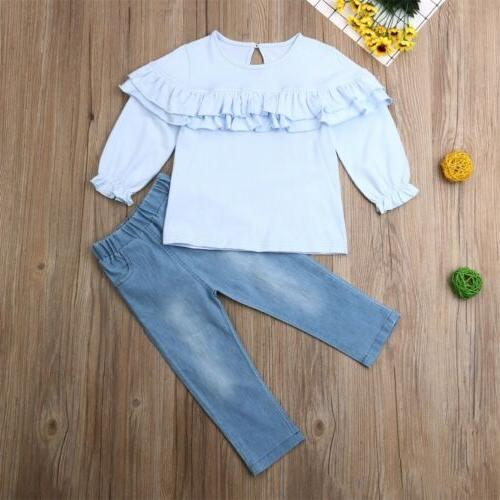 Toddler Clothing Denim Pants Outfits