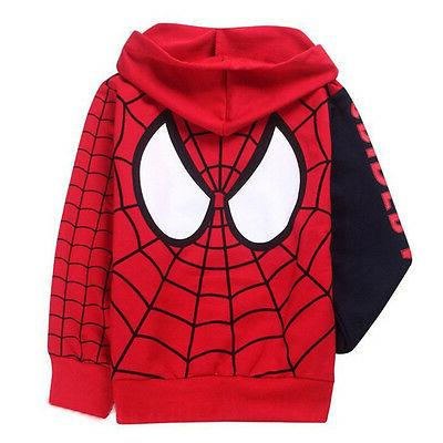 Toddler Boys Tops Hooded Hoodie