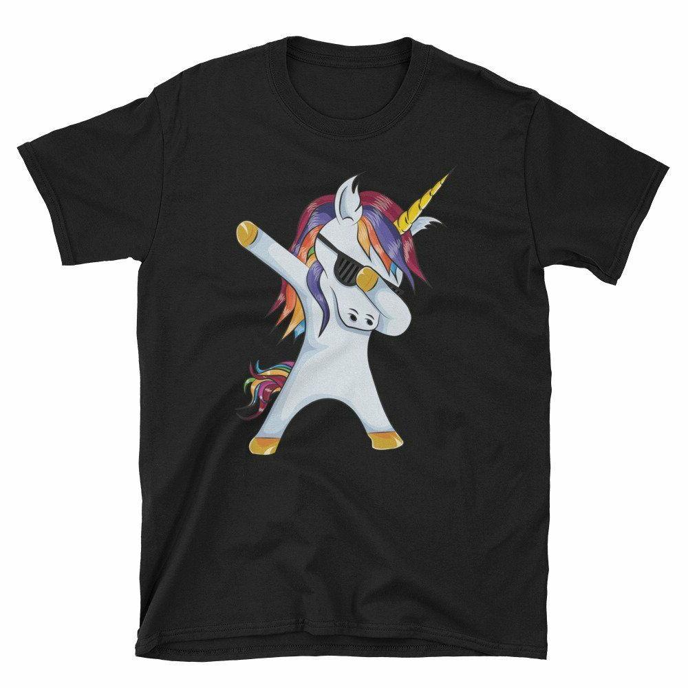 Unicorn Dabbing Cute Unicorn Dab Gift Women, T-Shirt