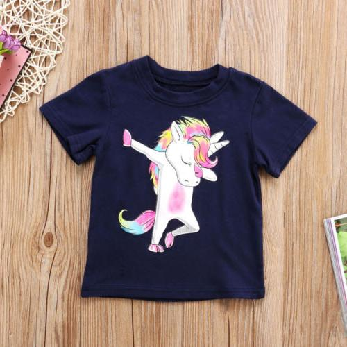 USA Tees Tops T-shirt Cartoon