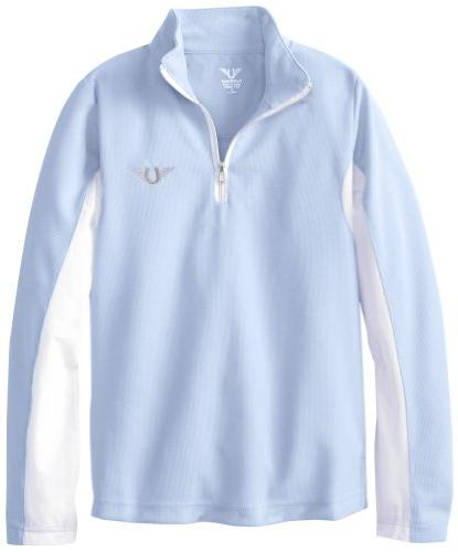 ventilated technical long sleeve shirt