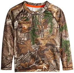 Carhartt Little Boys' Force Camo Pocket Tee, Realtree Xtra,