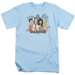 Married with Children BundyLand Retro 80's TV series graphic