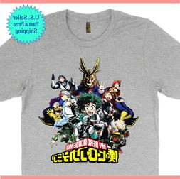 MY HERO ACADEMIA animation Unisex T-shirt Cool design Kids A