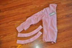 NEW TuffRider Kid's Show Shirt pink long sleeve - youth 14