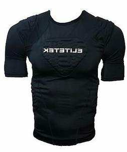 EliteTek Padded Compression Shirt - CPS14 - Youth and Adult