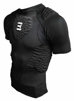 padded compression shirt cps14 youth and adult