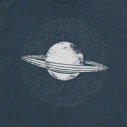 Planet Saturn T Shirt Pluto Mars Science Solar System Space