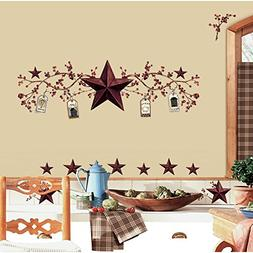 RoomMates RMK1276SCS Wall Decal, Multi