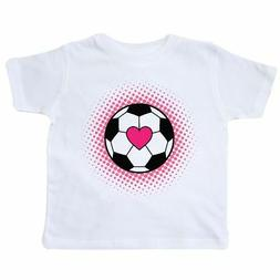 Inktastic Soccer Player Sports Lover Toddler T-Shirt Fan App