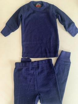 At The Buzzer Thermal Underwear Set for Boys 12 Months Shirt