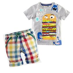 toddler baby boys kids clothes t shirt